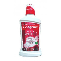 Colgate Płyn do płukania ust Max White Whiter Teeth  500ml
