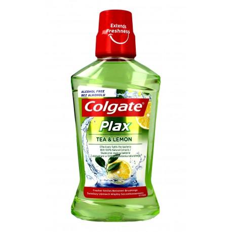 Colgate Płyn do płukania ust Plax Tea & Lemon  500ml