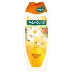 Palmolive Naturals Żel pod prysznic kremowy Camellia Oil & Almond  500ml