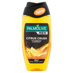 Palmolive Żel pod prysznic Men Citrus Crush 3w1  250ml