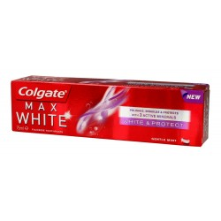 Colgate Pasta do zębów Max White & Protect  75ml