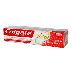 Colgate Pasta do zębów Total Plaque Protection 75ml