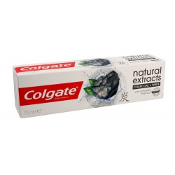 Colgate Pasta do zębów Natural Extracts Charcoal+White  75ml