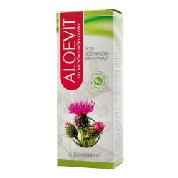 Kosmed Aloevit Płyn odżywczo-wzmacniający do włosów i skóry głowy  100ml