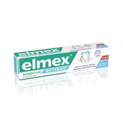 Elmex Sensitive Whitening Pasta do zębów wybielająca 75ml