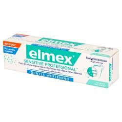 Elmex Sensitive Professional Pasta do zębów Gentle Whitening  75ml