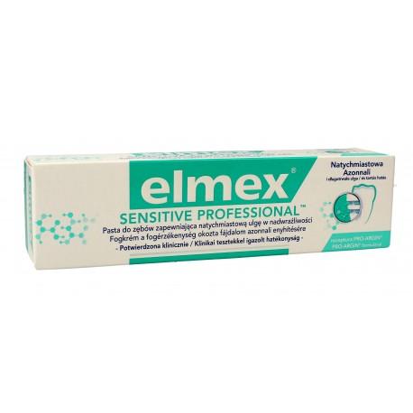 Elmex Sensitive Professional Pasta do zębów 75ml