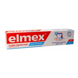 Elmex Pasta do zębów Caries Protection Whitening  75ml