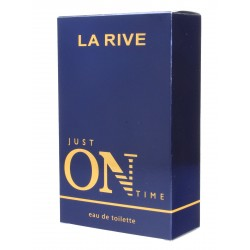 La Rive for Men Just on Time Woda Toaletowa  100ml