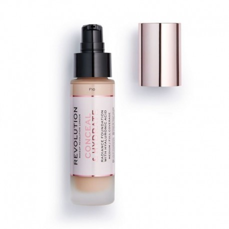 REVOLUTION*Conceal & Hydrate Foundation F10