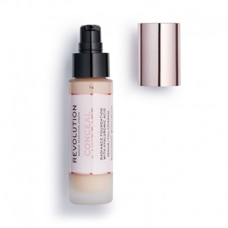 REVOLUTION*Conceal & Hydrate Foundation F8