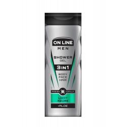 FS*On LINE ŻEL p/p MEN new 400ml Light Azure