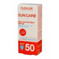 Floslek Sun Care Krem-żel Anti-Spot SPF 50  30ml
