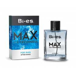Bi-es Max Ice Freshness for men Płyn po goleniu 100ml