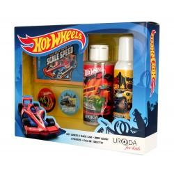 Uroda for Kids Zestaw prezentowy Hot Wheels Red (dezodorant 150ml+żel pod prysznic 2w1 150ml)