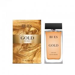 Bi-es Gold for Man Woda toaletowa dla mężczyzn 90ml