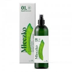 Vis Plantis 01.Basil Element Mleczko wzmacniające przeciw wypadaniu włosów  150ml