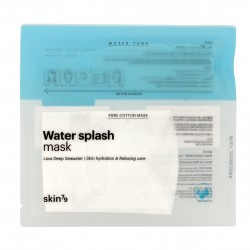 SKIN 79 Water Splash Maska 2 step  - Maska w płacie 25g