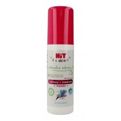 Kosmed Hit Kids Spray odstraszający na komary,kleszcze i meszki dla dzieci 100ml