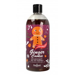 Farmona Żel do kąpieli relaksujący Ginger Cookie- wersja świąteczna  500ml