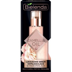 Bielenda Camellia Oil Luksusowe Serum odmładzające w mikroperłach  30ml