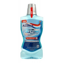 Aquafresh All In One Protection Płyn do płukania ust Fresh Mint  500ml