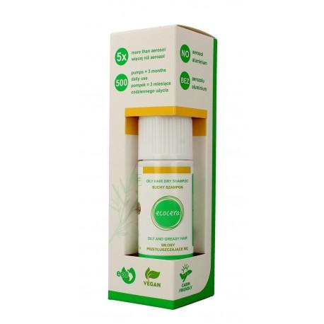 ECOCERA Suchy szampon do włosów przetłuszczających się  15g