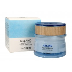 The SAEM Iceland Aqua Gel Cream Krem-żel do twarzy  60ml