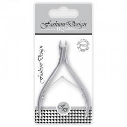 Top Choice Fashion Design Cążki do skórek 5mm (76886)  1szt