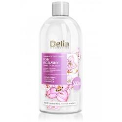 Delia Cosmetics Płyn Micelarny oczyszczający - każdy rodzaj cery  500ml