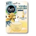 Brait Room Perfume Odświeżacz powietrza elektryczny Vanilla Cupcake - zapas  20ml