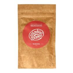 Bielenda Body Boom Peeling kawowy do ciała - Truskawka  100g