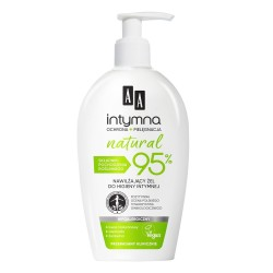 AA*INTYMN Płyn d/hig dozow.NATURAL 95%