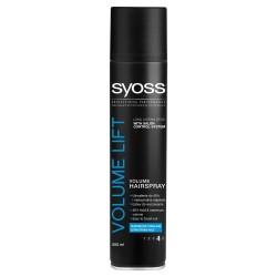 Schwarzkopf Syoss Volume Lift Lakier do włosów extra mocny zwiększający objętość  300ml