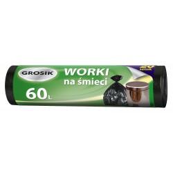 Sarantis Jan Niezbędny Grosik Worki na śmieci HD 60L/20sztuk