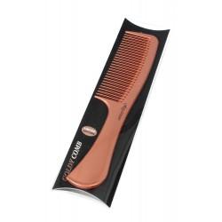 Top Choice Fashion Design Grzebień do włosów z rączką GOLDY COMB (60526) 1szt