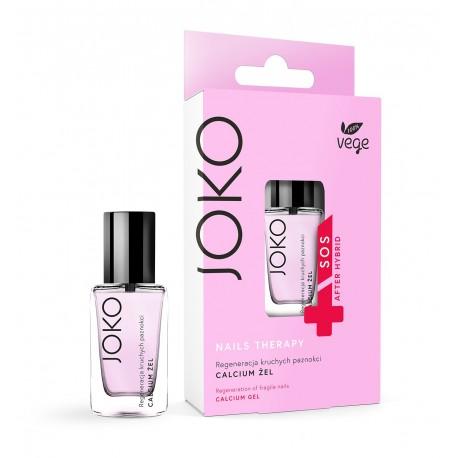 Joko Nails Therapy Odżywka do paznokci Calcium Żel  11ml