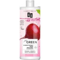 AA*GO GREEN  Woda micelarna z burakiem energet.