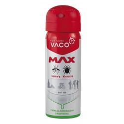 VACO MAX Spray na komary,kleszcze i meszki 50ml