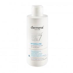 Dermena Skin Care Hydraline Nawilżające Mleczko do demakijażu 200ml