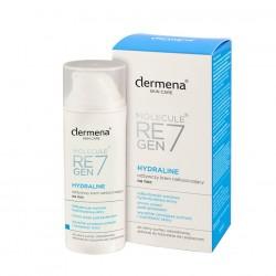 Dermena Skin Care Hydraline Odżywczy Krem natłuszczający na noc 50ml