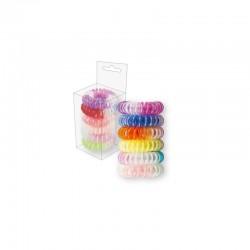 """Top Choice Gumki do włosów typu """"WIRE"""" (22555)  1op.-6szt"""