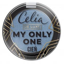 Celia De Luxe Cień do powiek satynowy My Only One nr 08  1szt