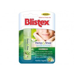 RADA*BLISTEX Balsam d/ust HEMP&SHEA