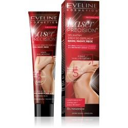 Eveline Laser Precision Krem do depilacji bikini,pach i rąk 5-minutowy  125ml