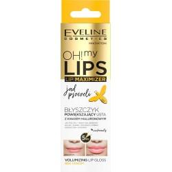 Eveline Oh! My Lips Maximizer Balsam powiększający usta Jad Pszczeli  4.5ml