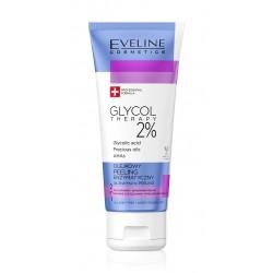 Eveline Glycol Therapy 2% Olejkowy Peeling enzymatyczny 100ml