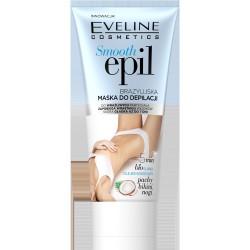 Eveline Smooth Epil Brazylijska Maska do depilacji - nogi,bikini,pachy 175ml