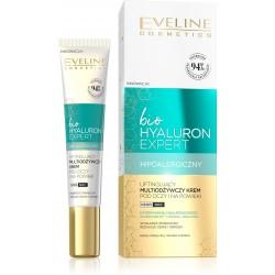 Eveline Bio Hyaluron Expert Liftingujący Multiodżywczy Krem pod oczy i na powieki 15ml