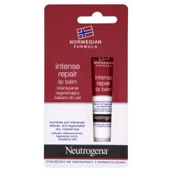 Neutrogena Formuła Norweska Balsam do ust intensywnie regenerujący  15ml